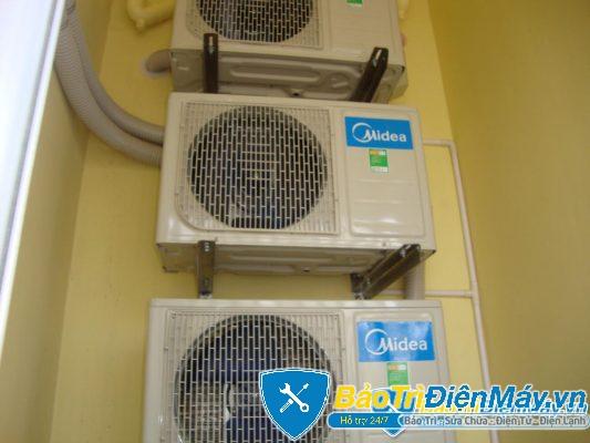 Sửa máy lạnh quận Phú Nhuận HCM