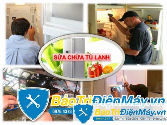 Sửa tủ lạnh quận thủ đức HCM