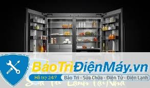 Sửa tủ lạnh tại nhà, giá rẻ