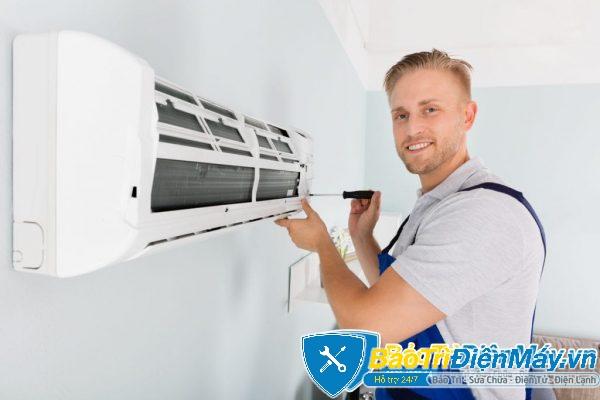 Sửa máy lạnh giá rẻ Quận Bình Tân