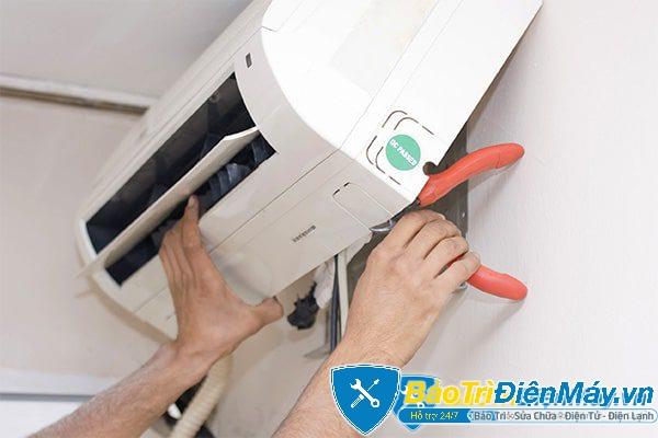 Bảo hành sau khi sửa chữa máy lạnh