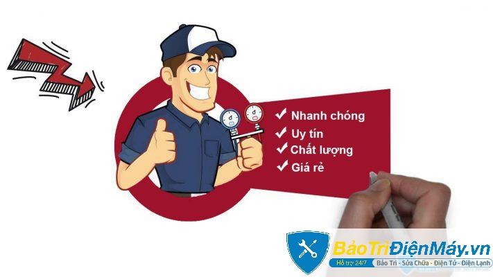 dịch vụSửa máy lạnh Điện Máy Xanh