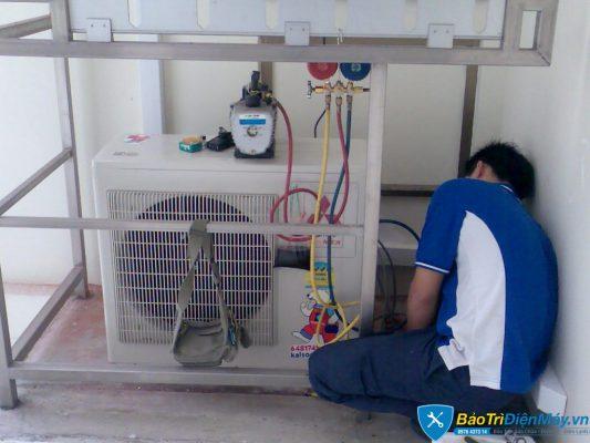 Sửa máy lạnh điện máy Chợ Lớn