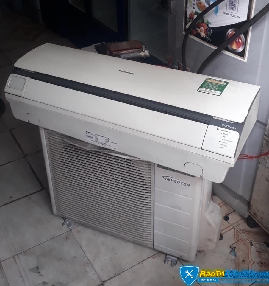 Kết quả hình ảnh cho Máy lạnh Panasonic Inverter cũ