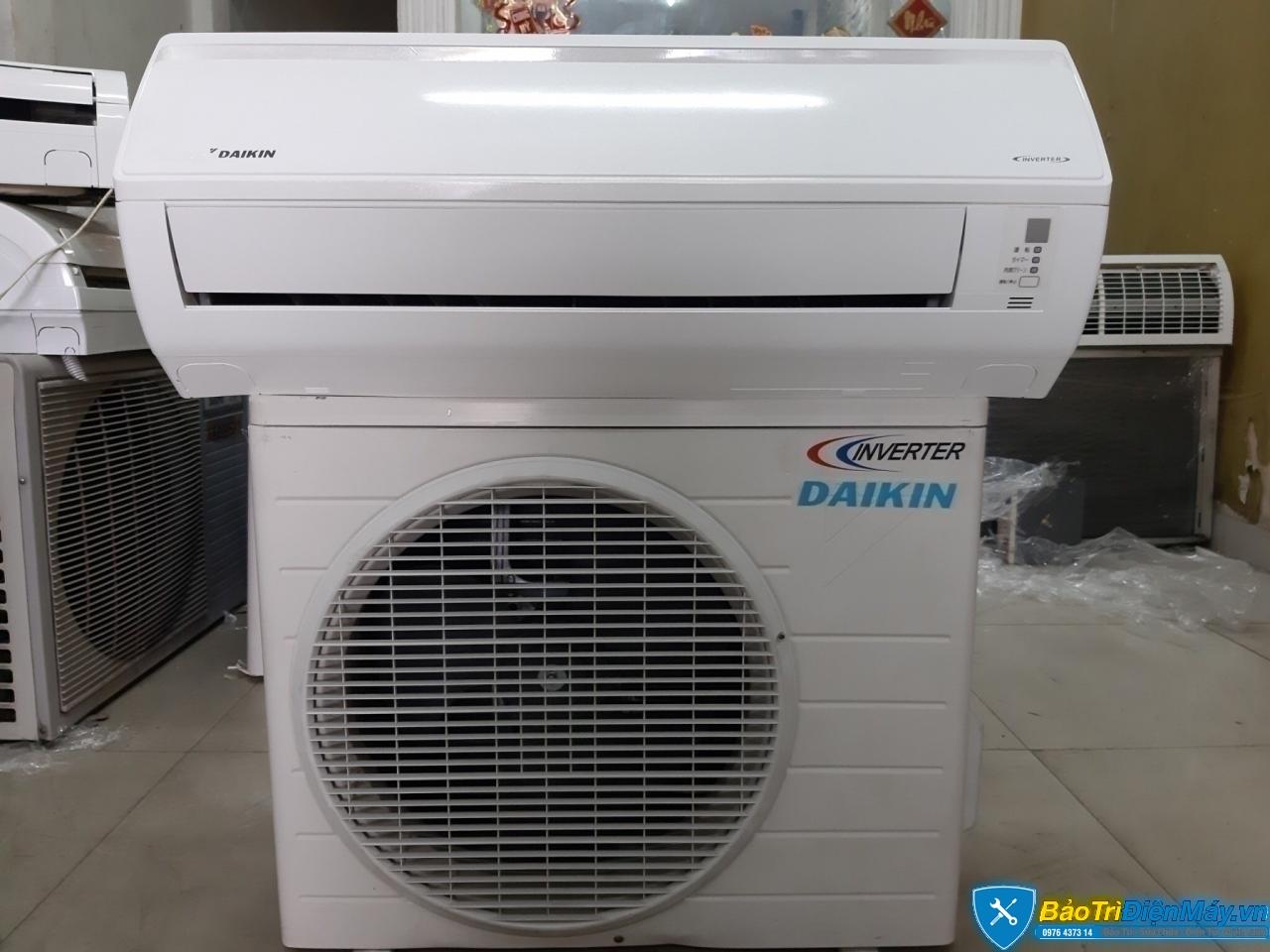 Kết quả hình ảnh cho Máy lạnh Daikin nội địa Inverter 1hp
