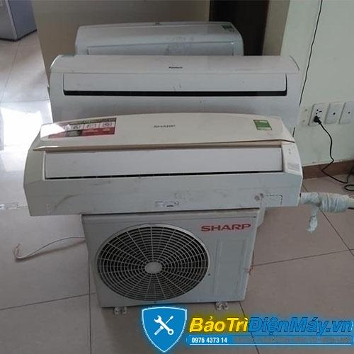 Kết quả hình ảnh cho Máy lạnh Sharp 1HP